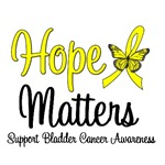 Bladder Cancer Hope Matters Shirts & Gifts