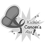Kickin' Brain Cancer's Ass T-Shirts
