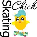 Skating Chick