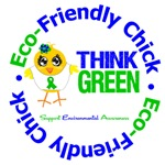 Eco-Chick Go Green