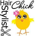 Hair Stylist Chick