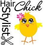 Hair Stylist Chick