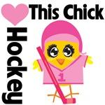 This Chick Love Hockey