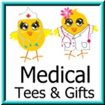 Medical Chicks Tees, Gifts & Accessories