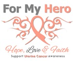Uterine Cancer For My Hero