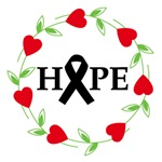 Melanoma Hope Hearts