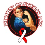 Kickin' Oral Cancer's Ass Shirts