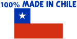 100 PERCENT MADE IN CHILE