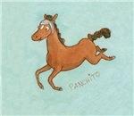 Cute Baby Horse