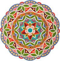 EVERYTHING Circus Mandala