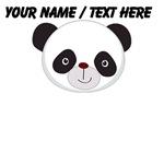 Custom Panda Face