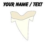 Custom Shark Tooth