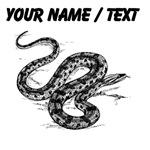 Custom Anaconda Snake