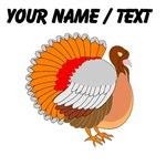 Custom Turkey Sketch