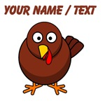 Custom Brown Turkey