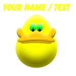 Custom Rubber Duck