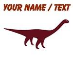 Custom Diplodocus