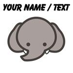 Custom Cute Elephant