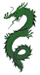 Green Dragon Serpent