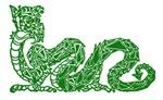 Green Serpent Dragon
