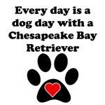 Chesapeake Bay Retriever Dog Day