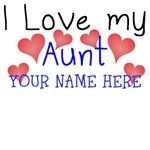 I Love My Aunt (Your Name)