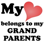 My Heart Belongs To My Grandparents