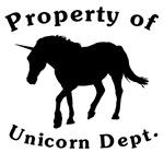 Property Of Unicorn Dept