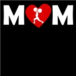 Weightlifting Heart Mom