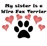 My Sister Is A Wire Fox Terrier