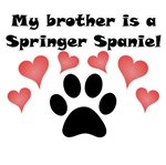 My Brother Is A Springer Spaniel