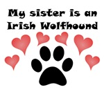 My Sister Is An Irish Wolfhound