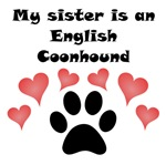 My Sister Is An English Coonhound