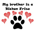 My Brother Is A Bichon Frise