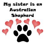 My Sister Is An Australian Shepherd
