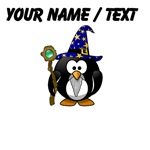 Custom Magician Penguin