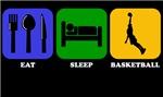 Eat Sleep Basketball