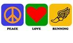 Peace Love Running