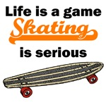 Skating Is Serious