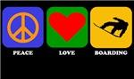 Peace Love Boarding