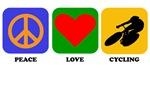 Peace Love Cycling