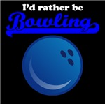 I'd Rather Be Bowling
