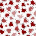 Fun Red Hearts