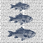 Vintage Fish Trio