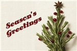 Season's Greetings (Holly)