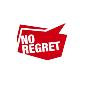no regret - red