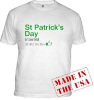 St. Patrick's Day t-shirts, Gifts and Gear