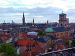 Heavenly Copenhagen, Photo / Digital Painting