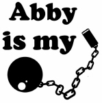 Abby (ball and chain)