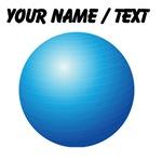 Custom Yoga Ball